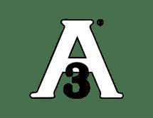 3-A logo