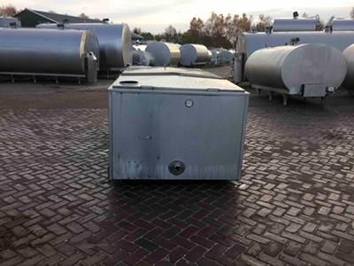 OM/IB Packo Used Milk Tank Models