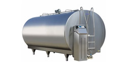 Milk Cooling Tanks and Silos