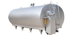 Used Mueller Milk Tanks