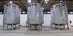 Processing Tanks