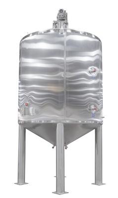Cone Bottom Processor